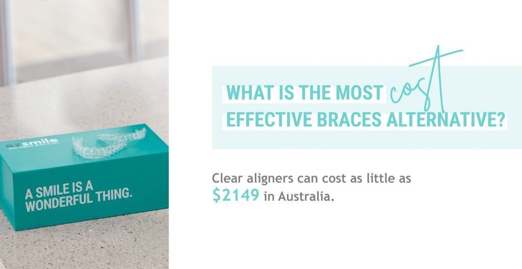the most cost effective alternative to braces from EZ Smile